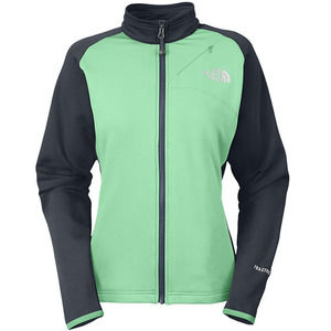 The North Face Women's Green Momentum Jacket Small